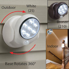 Kawachi Cordless Motion Activated Sensor Light Wall Lamps 360 Degree K172