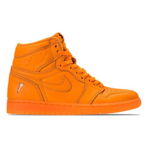 Size 9 - Jordan 1 Retro High OG G8RD Gatorade Pack, Orange 2017 for sale online   eBay