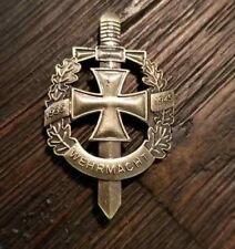WW2 WWII German Wehrmacht war veterans pin badge