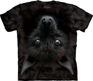unisex montaña murciélago Camiseta adulto animal xfqnI