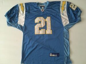 e80f0bbe Details about Vintage REEBOK ON FIELD LaDainian Tomlinson San Diego  Chargers Jersey