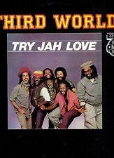 12INCH 33,3 RPM THIRD WORLD try jah love HOLLAND 1982 EX