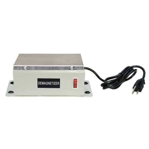 6-1//2/'/' x 4-1//2/'/' Plate Demagnetizer Tool Dies Cutters Single Phase 600W