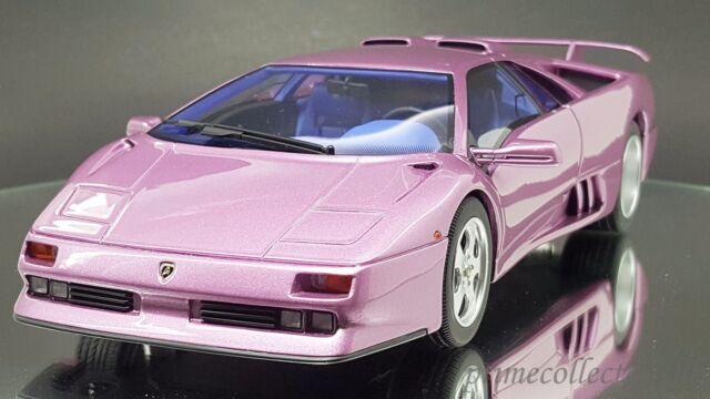 Kyosho Original 1 18 Lamborghini Diablo Se 30 Jota Violet Resin