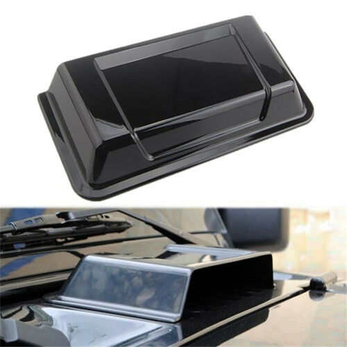 Hood Air Vent Scoop Cover Shelter Moulding For 1997-2017 Jeep Wrangler TJ JK 1x