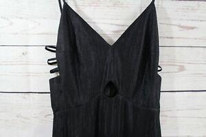 Ali-amp-Jay-Women-039-s-Sleeveless-Cut-Out-Long-Maxi-Gown-Dress-Black-Big-Heat-S