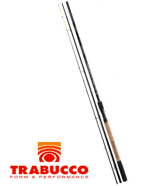 15240330 caña de pesCoche alimentador Trabucco precisión XT Pro Quiver 330 Cm