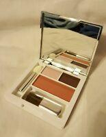 Clinique Colour Surge Eyeshadow Duo/ Blush Palette