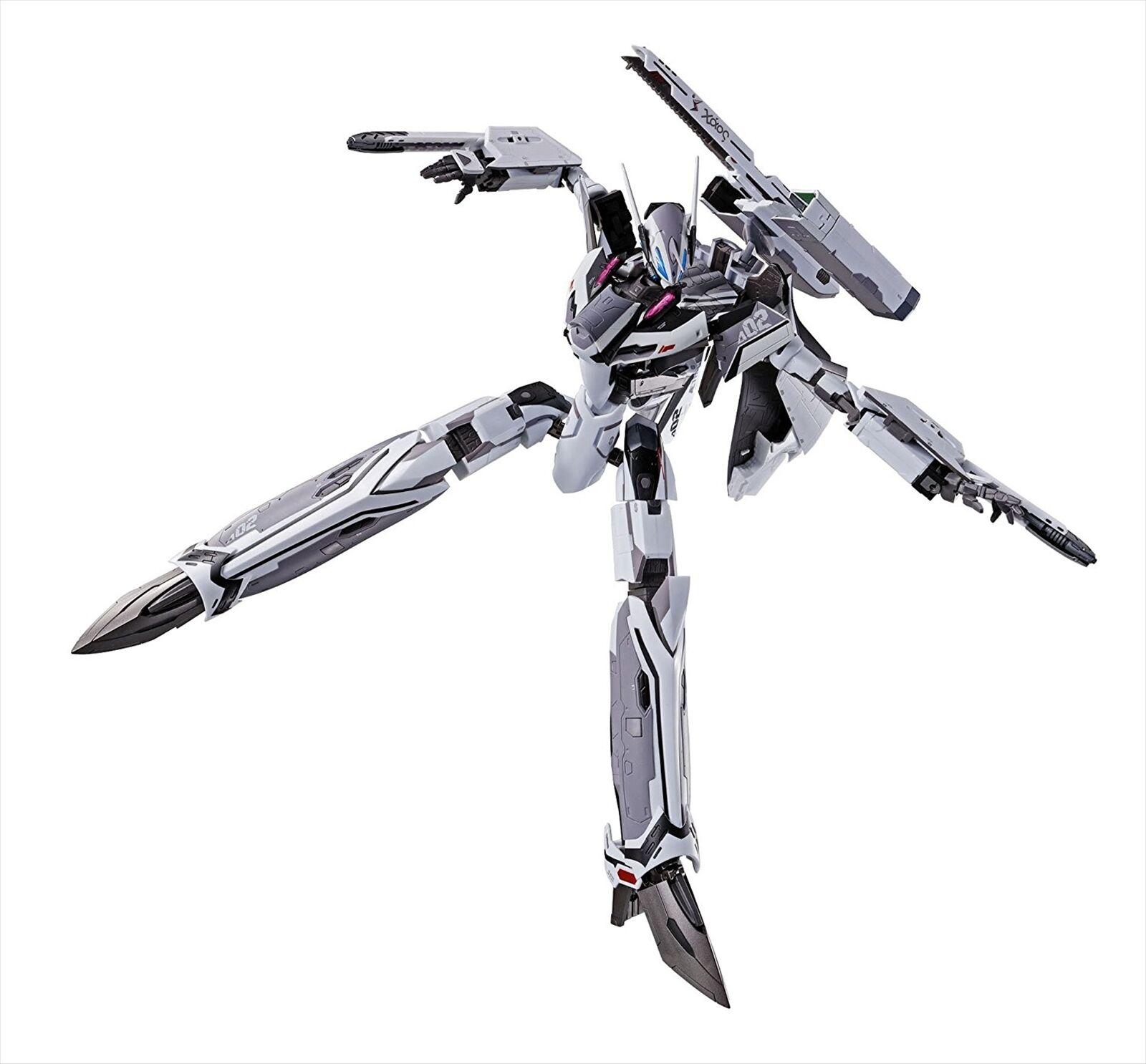 Bandai Dx Chogokin Macross Delta VF-31F MESSER Siegfried Figura De Acción