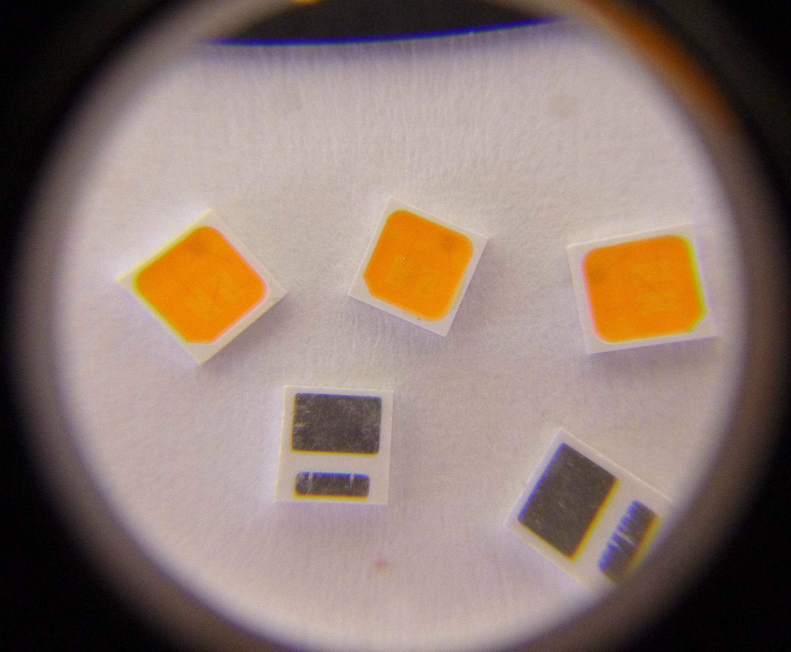 50 Stück 50 pieces OSRAM DURIS S5 LED 6500K CRI 82 ~1.0W 3030 GW PSLPS1.EC