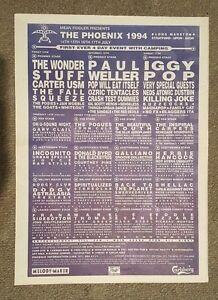Phoenix-Festival-1994-press-advert-Full-page-30-x-42-cm-mini-poster
