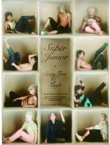 Super Junior - Sexy Free & Single [New CD]