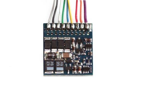ESU 54620 decoder LokPilot FX v4.0 decoder funzione 8 pin spina nem652