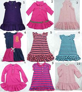New Ralph Lauren Baby Girl Dress Amp Underwear Set Sz 3m 6m