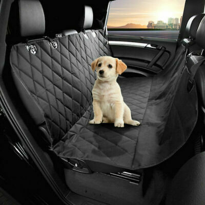 REAR WATERPROOF CAR SEAT COVER DOG PET PROTECTOR VW BORA FRONT