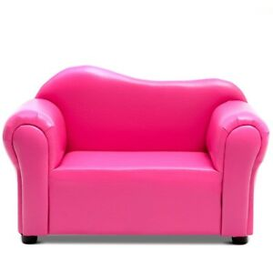 Fine Details About Kids Armrest Chair Sofa Lounge Couch Children Living Room Furniture Pu Leather Short Links Chair Design For Home Short Linksinfo