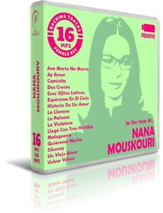 16-Backing-Tracks-In-The-Style-Of-NANA-MOUSKOURI-Pendrive-USB-Listen-Demos