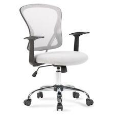 New Ergonomic Midback Swivel Mesh Task Computer Office Chair Desk Seat Gray
