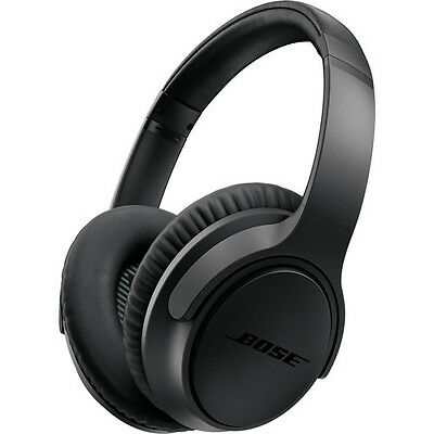 Bose SoundTrue Around-Ear Headphone II(C.Black+1 Year Brand Warranty-Refurbished