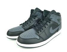 buy online ba146 2433c item 7 Nike Air Jordan 1 Retro Mid Mens Size 15 Black Dark Grey White 554724 -041 -Nike Air Jordan 1 Retro Mid Mens Size 15 Black Dark Grey White 554724- 041