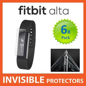 Fitbit alta screen not working