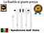 Cuffie-Auricolari-Universali-per-iPhone-5-6-7-8-X-Connettore-8-pin-LIGHTNIN Indexbild 1