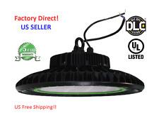 UFO 150W High bay 5000k 20000LM IP65 UL DLC, Dimmable.