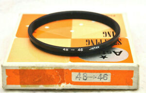 Stepping-Ring-Japan-48-46-anello-adattatore-da-lente-48mm-a-46-mm-nuovo