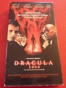 VHS-Movie-Dracula-2000-Version-Francaise