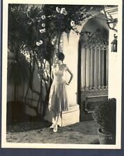 GREAT MARY ASTOR FASHION PHOTO - EXCELLENT COND - STAR OF MALTESE FALCON