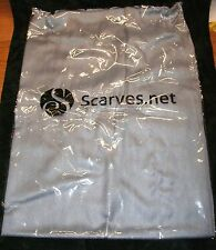 "Chic Scarf/Shawl--GRAY--Scarves.net--64"" X 27-1/2""--BRAND NEW--FREE SHIPPING"