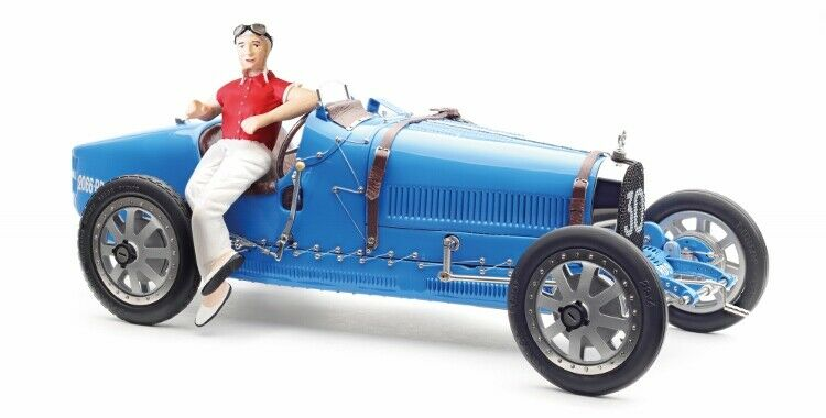 BUGATTI T 35  30 W figurine féminine Diecast Model by CMC DIECAST MODEL