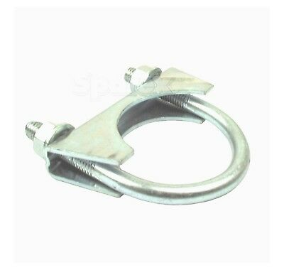 Inventive Sparex S.8876 Muffler Clamp 1 5/8 Aromatic Character And Agreeable Taste Antique & Vintage Equipment Parts