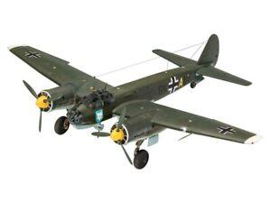 Revell-04972-Junkers-Ju88-A-1-034-Battle-of-Britain-034-1-72-Plastic-Model-Kit