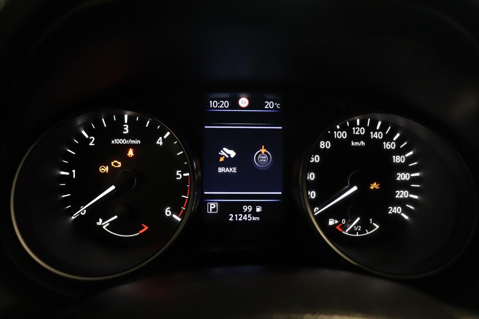 Nissan Qashqai dCi 115 Tekna+ DCT