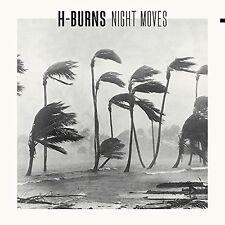 H-Burns - Night Moves LP, Vinly + CD