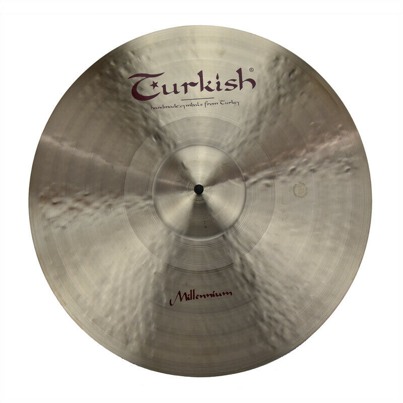 TURKISH CYMBALS cymbale Millennium 20  Ride 1869g