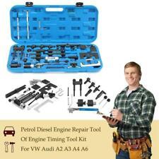 36pcs Diesel Petrol Engine Belt Adjust Locking Timing Tool Set For Vw Audi Vag
