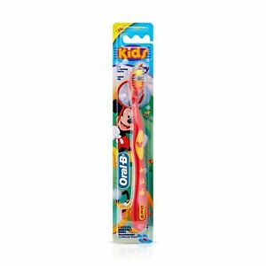 4x-Spazzolino-per-bambini-Oral-B-SOFT-Soft-setole-circostanti