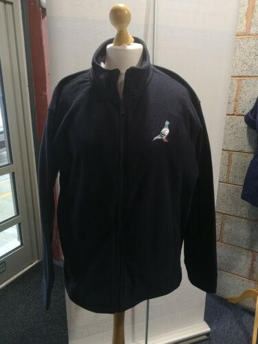 Pigeon Fleece Navy Blue Pigeonwear Jumper