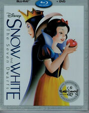 Snow White and the Seven Dwarfs (Blu-ray/DVD, 2016