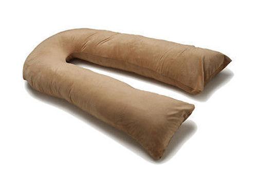 9Ft//12Ft U Pillow Body//Bolster Support Maternity Pregnancy Support Pillow//Case