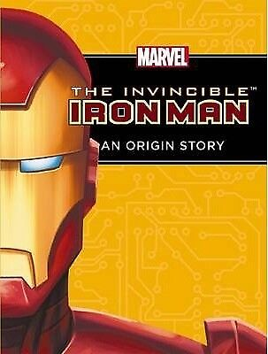 1 of 1 - *BRAND NEW* MARVEL THE INVINCIBLE IRON MAN: AN ORIGIN STORY