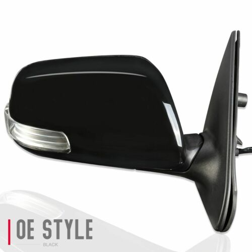FOR 08-14 SCION XD OE STYLE POWERED+TURN SIGNAL RIGHT SIDE DOOR MIRROR ASSEMBLY