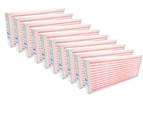 Ersatzfilter-Set passend für Proxon FWT/&P-Serie 1/&2 Filterklasse F7 10 Stück