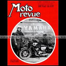 MOTO REVUE N°1826 ★ SHIGERU YOSHIDA ★ SUZUKI T 200 & A 100 (T100 A100) ★ 1967