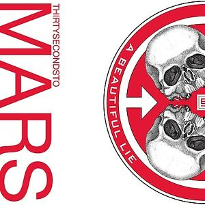 Thirty Seconds to Mars-a Beautiful Lie VINILE LP NUOVO