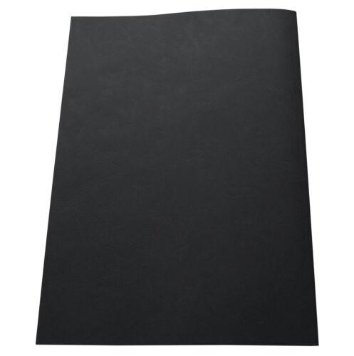 Bindemappen 10 mm Thermobindemappen schwarz