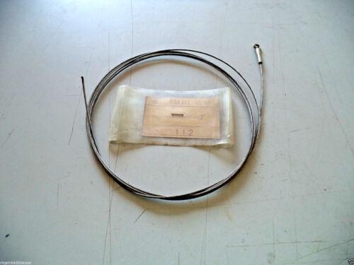 Cavo Acceleratore a pedali 2730 mm 977579 Fiat 600 1° serie