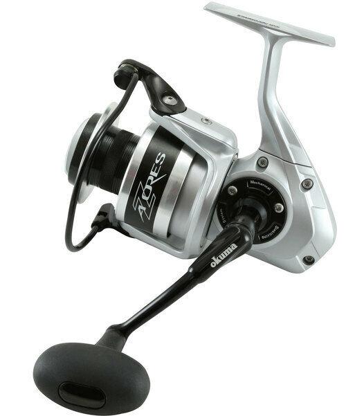 Okuma Azores Modelos De Giro Reel De Pesca Z-40S - Z90S
